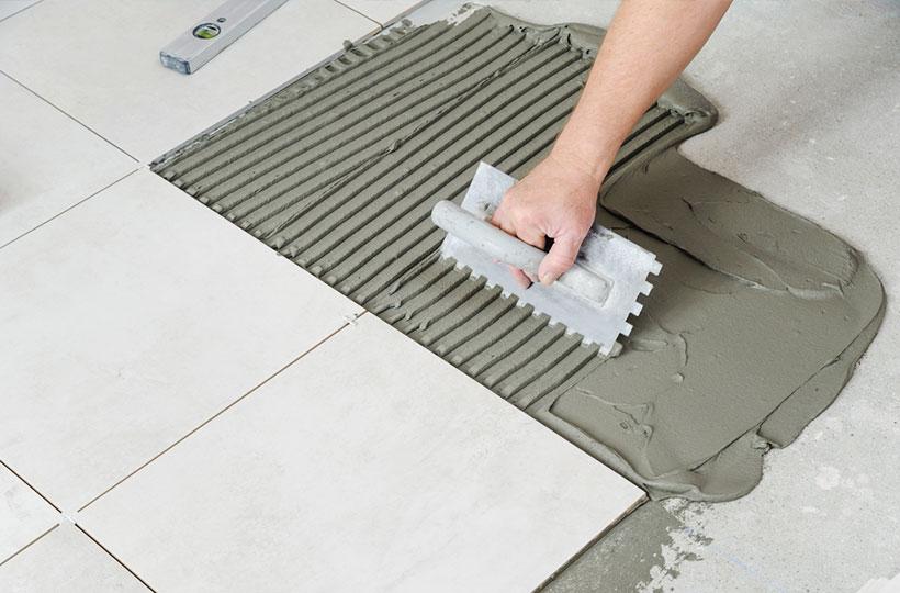 tile-adhesive